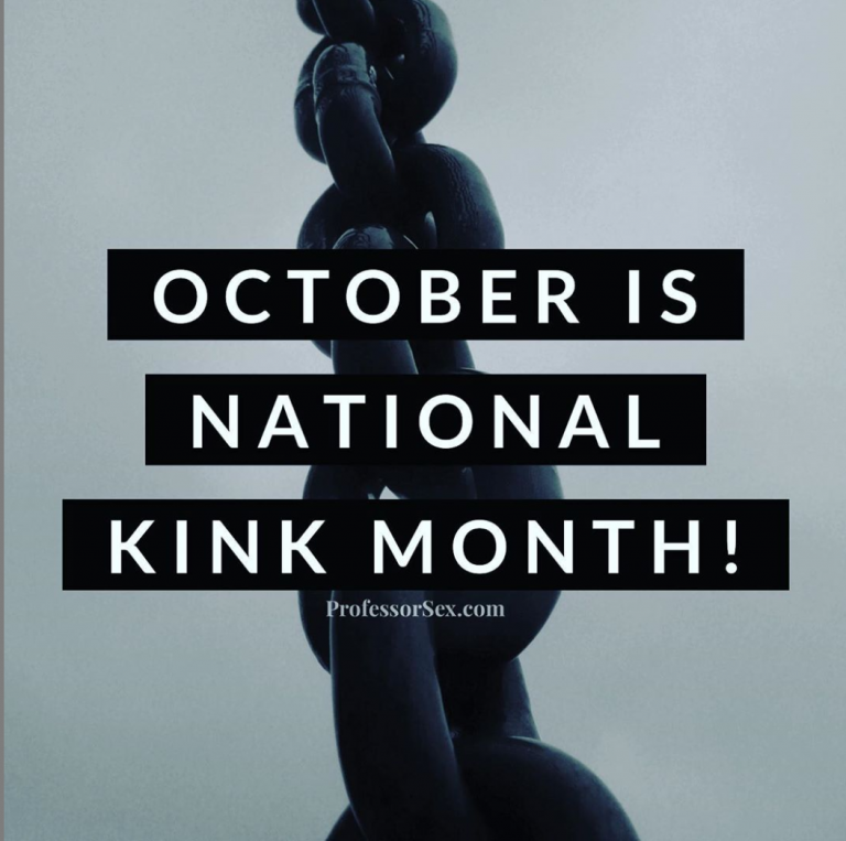 Coming Out Kinky: Considerations for sharing your kinky identity with others.