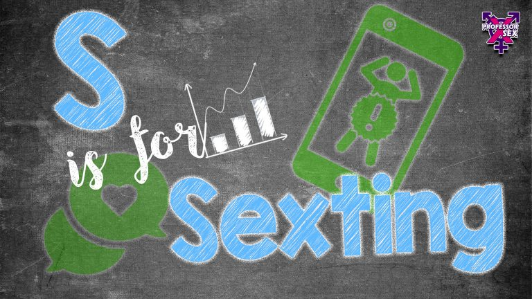 Episode 6: S is for Sexting!